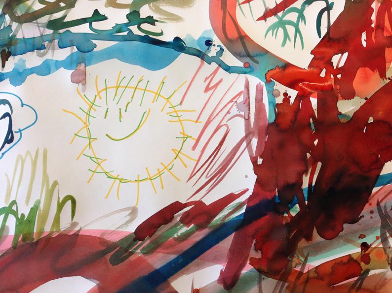 Kathryn's sun