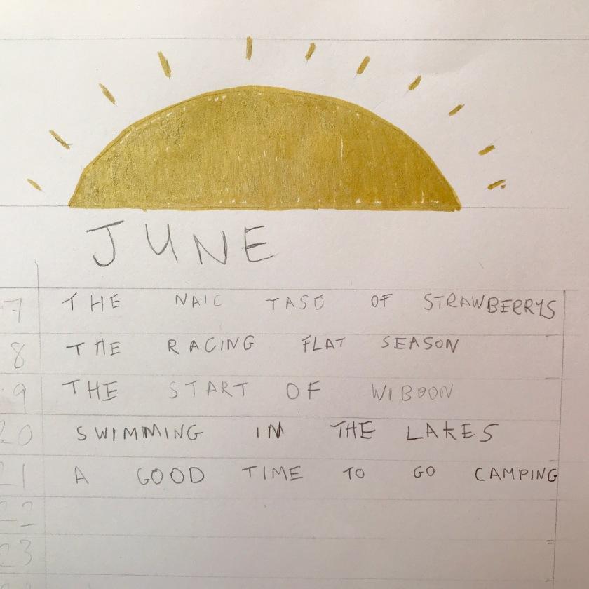 June, (John)
