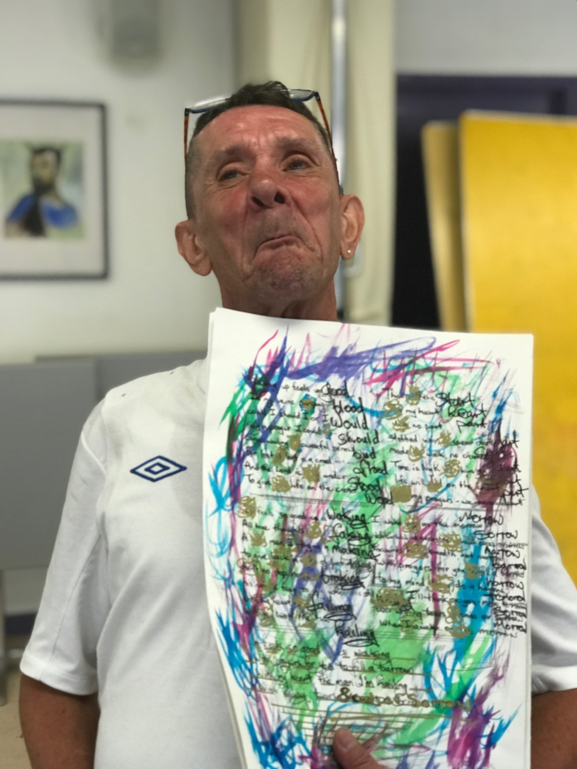 Roy and poem