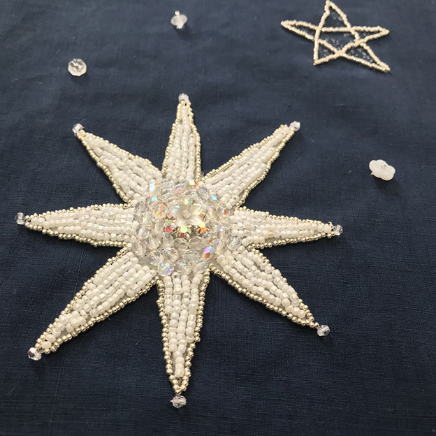 Margaret Giller Star detail